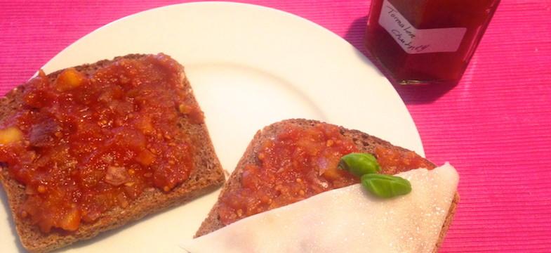 Liebeskummer-Rezepte: Tomaten Chutney