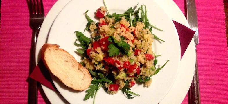 Liebeskummer Rezepte: Leckerster Bulgur-Salat